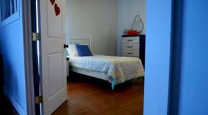 image of an empty bedroom